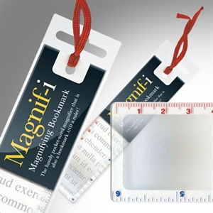 Picture of Magnifying Bookmark