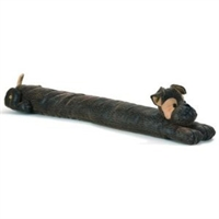 Picture of Butch the Dog Draught Excluder