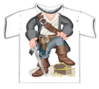 Picture of Pirate Just Add A Kid T-Shirt.