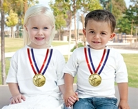 Picture of Gold Medal Just Add A Kid T-Shirt Age 2-3