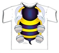 Picture of Busy Bee Just Add A Kid T-Shirt