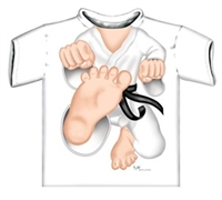 Picture of Karate Just Add A Kid T-Shirt
