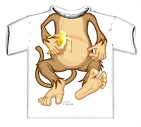 Picture of Cheeky Monkey Just Add A Kid T-Shirt