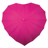 Picture of Hearts by Love Umbrellas in Various Colours