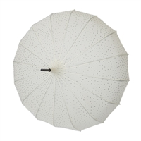 Picture of Ivory Ultimate Sparkle Umbrella