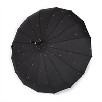 Picture of Black Sparkle Umbrella