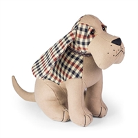 Picture of Gus the Basset Hound Doorstop